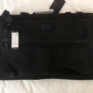 Tumi Tri-fold Carry-On Garment Bag, brand new!